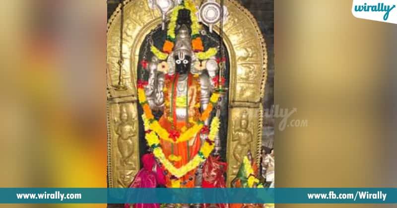 Andhra Maha Vishnu Temple