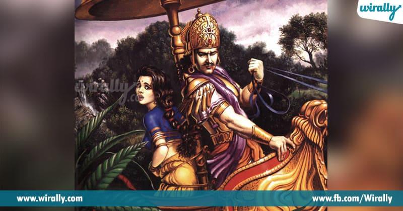 Saindhava's Head