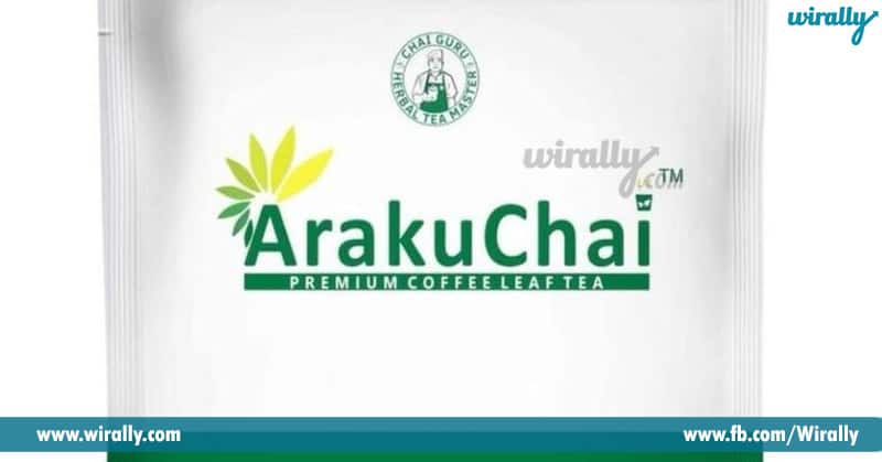 4 - araku chai