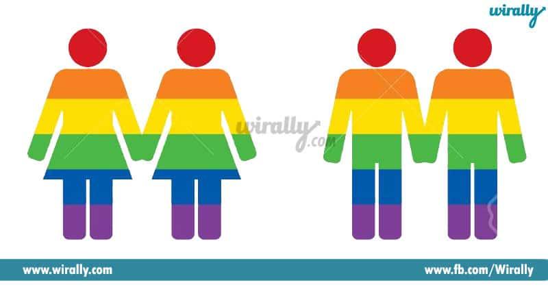4 - homo sexual