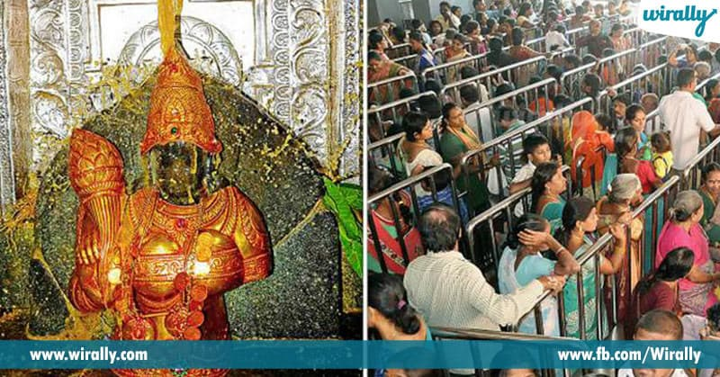 Temple Always Open For Devotees