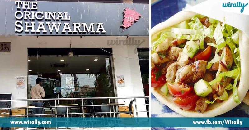 Arabian Shawarma In Hyderabad