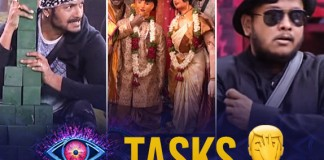 Tasks In Bigg Boss Telugu Season 2