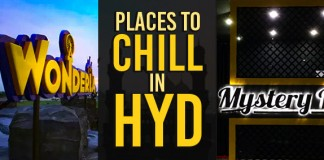 Hang Out And Have Fun In Hyderabad