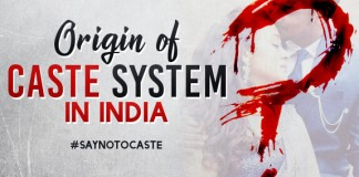 Caste Segregation In India