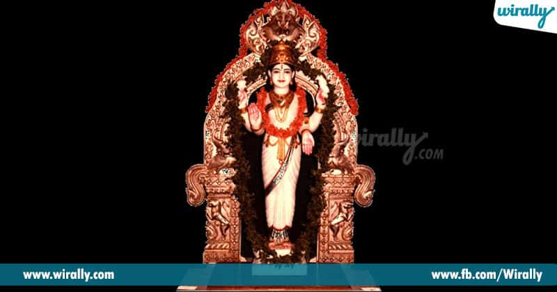 sri kanyaka parameswari temple