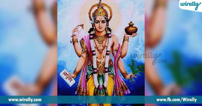 Dhanvantari Swamy