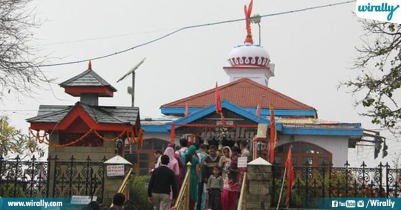 Powerful Tantric Hindu Temple