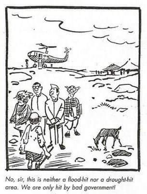 10. Cartoonist R.K Laxman