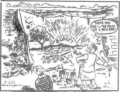 11. Cartoonist R.K Laxman