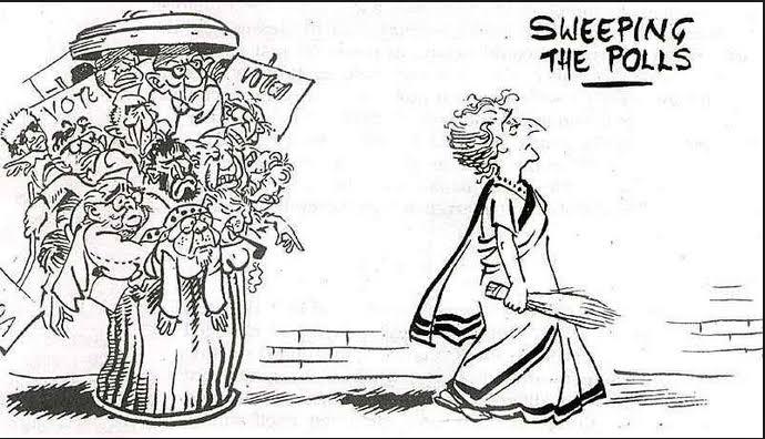 17. Cartoonist R.K Laxman