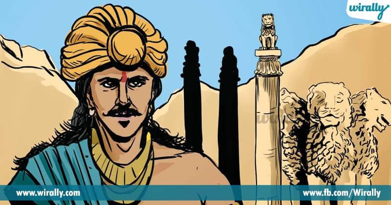 9 Strangers Of Ashoka Empire