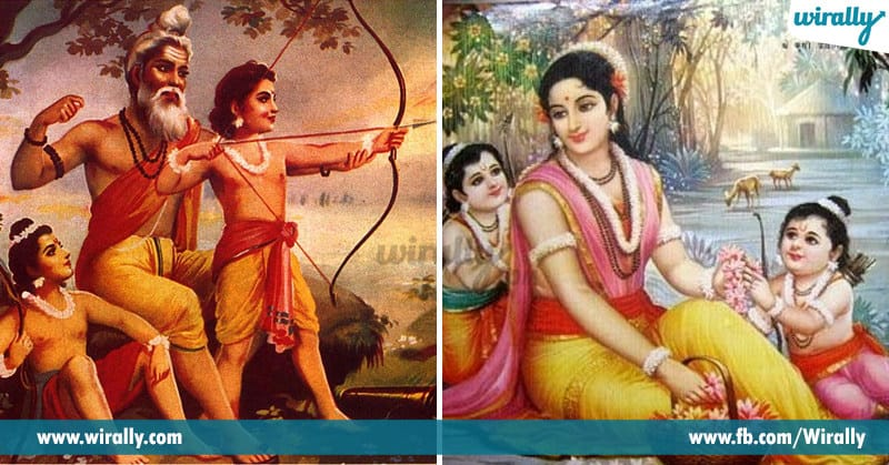Sita Devi Appears Without Lord Rama