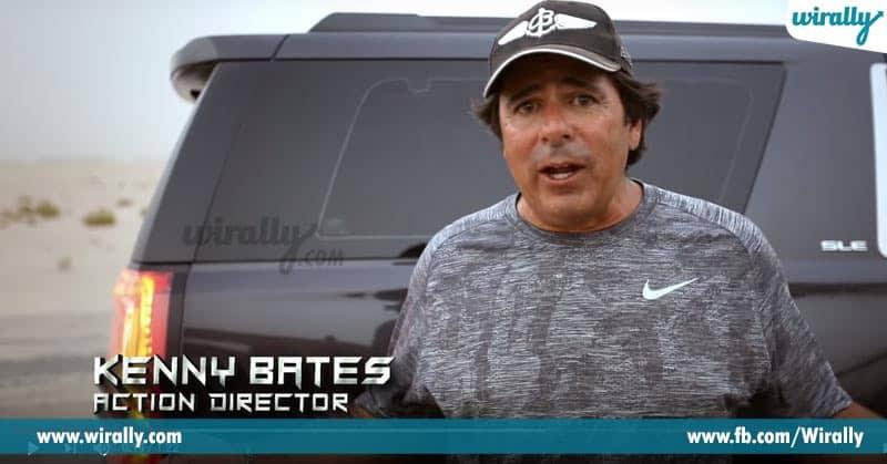 Kenny Bates Action Director