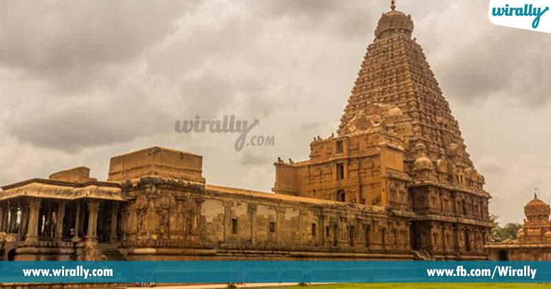 1000 Years Ago temple