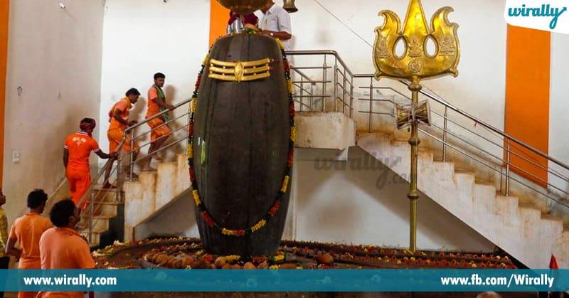 Tallest Siva Lingas In India