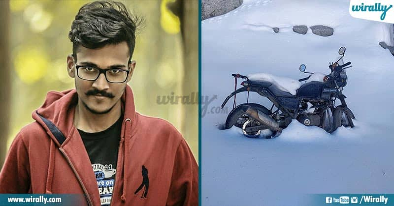 Adventurous Stories Of Hyderabadi Bikers