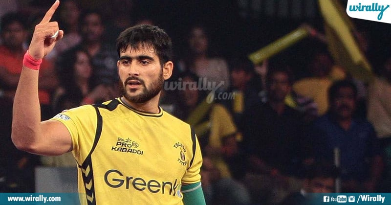 Telugu Titans Rahul Chaudhari