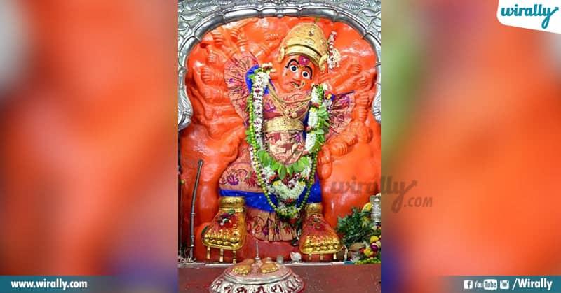 Goddess Temple At Tirumala Hills