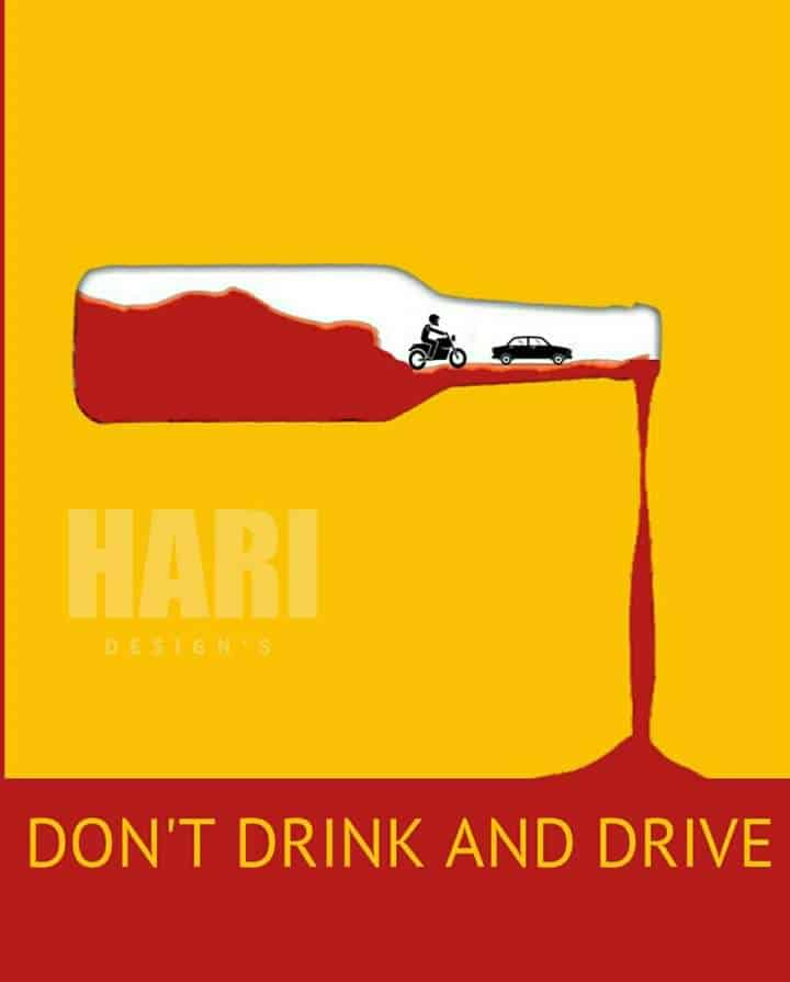 30. Dont drunk and drive