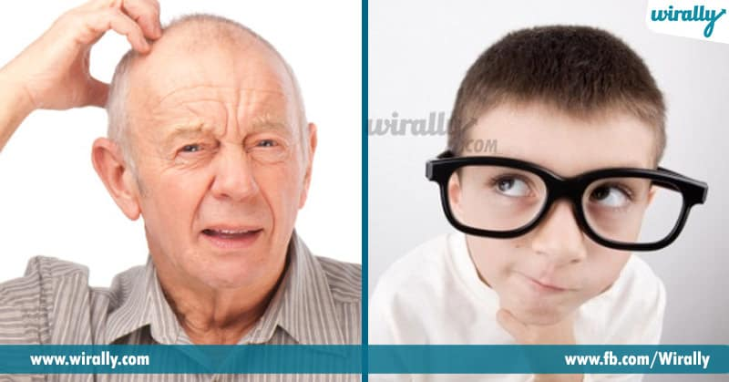 Old Age Is Treated As Second Childhood