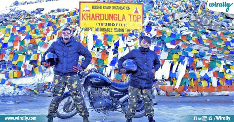 Adventurous Stories Of Hyderabadi Bikers