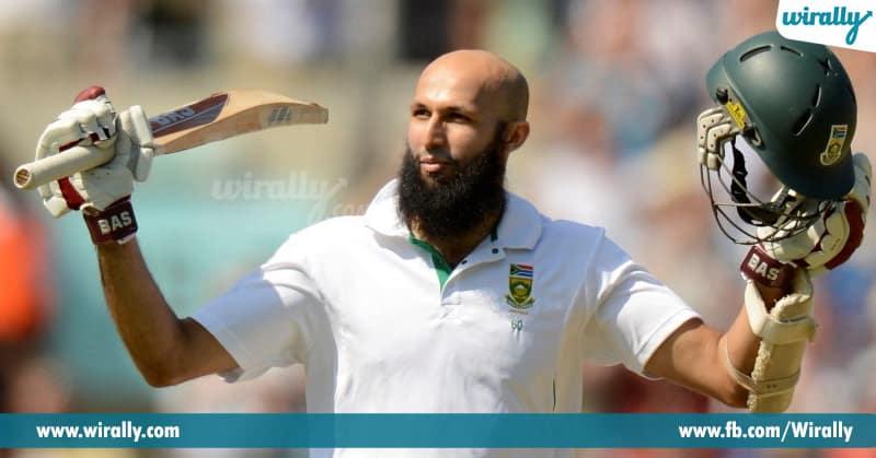 gestures of cricketers