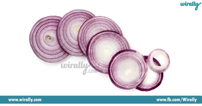 5 - onions