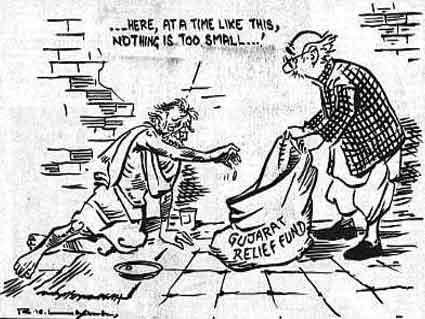 5. Cartoonist R.K Laxman