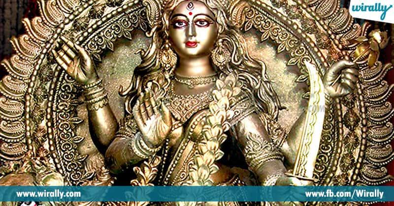 Goddess Durga Matha