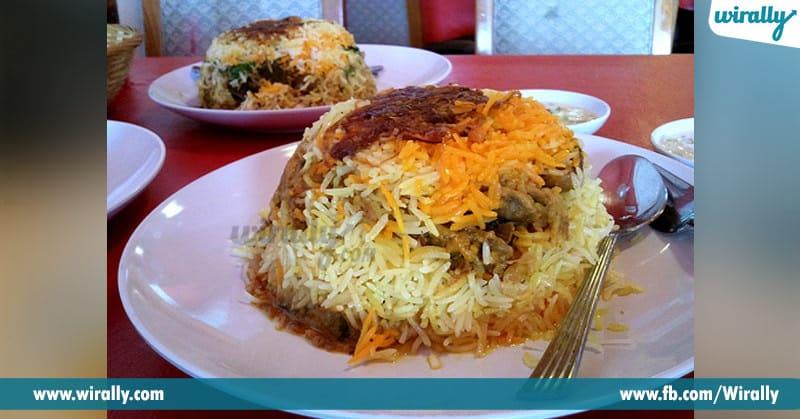 8 - two plate biryani