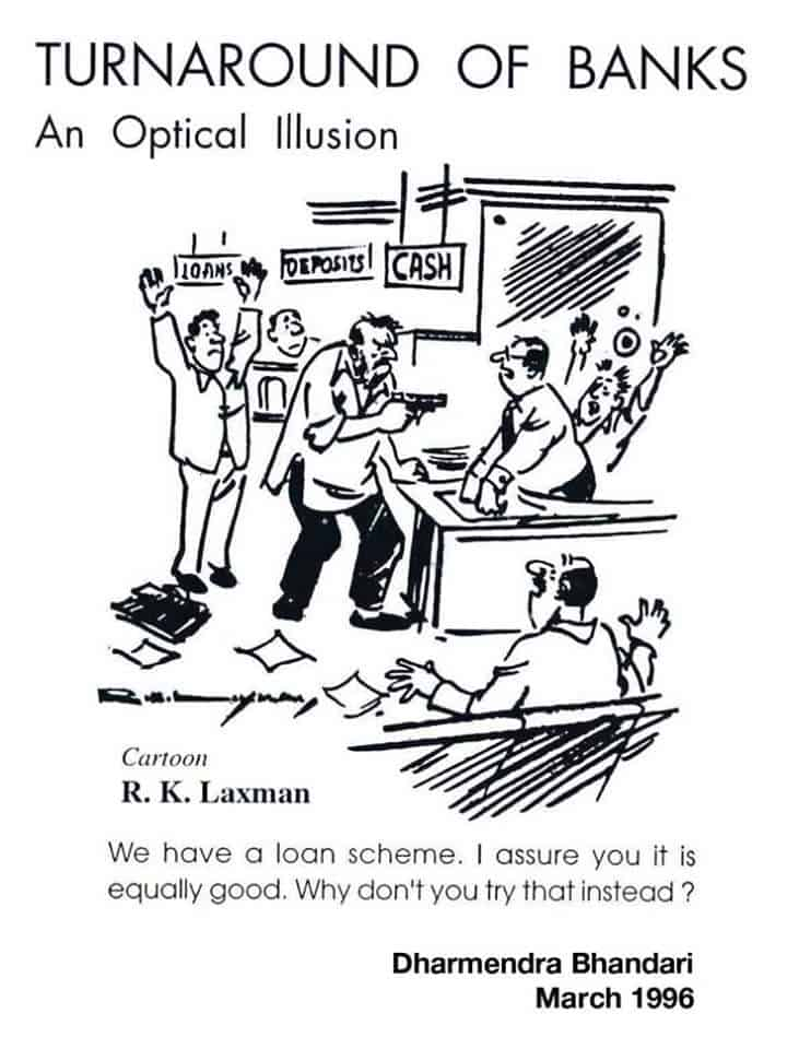 8. Cartoonist R.K Laxman