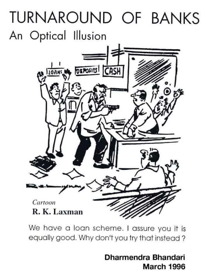 8. Cartoonist R.K Laxman
