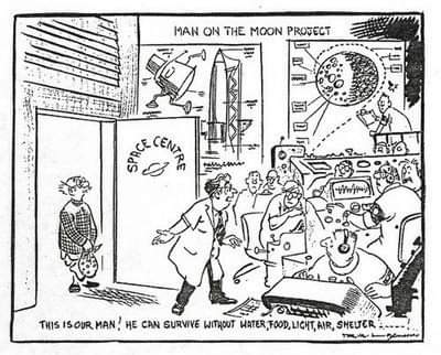 9. Cartoonist R.K Laxman