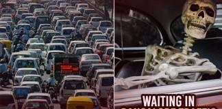 Tweets On Bangalore Traffic