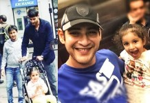 Super Star On Screen & Super Dad Off-Screen