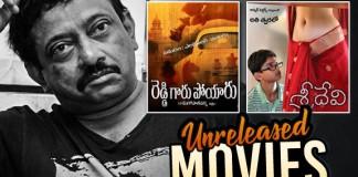 Unreleased Movies And Webseries