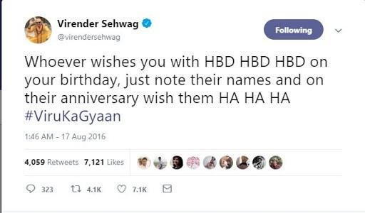 Virender Sehwag