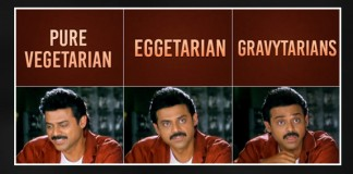 Types Of Vegetarians