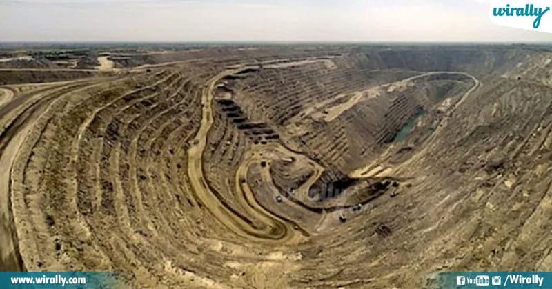 1-Mine land