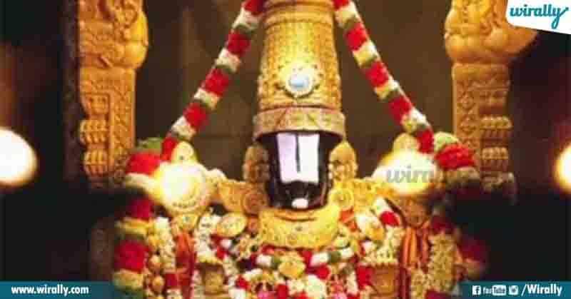 Tirupathi Lord Venkateswara