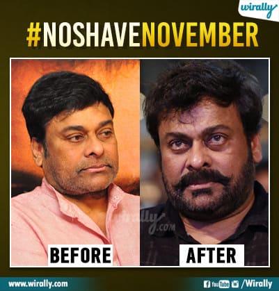 No Shave November Be Like