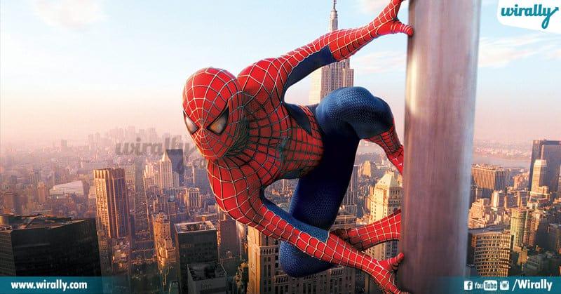 1 - spider