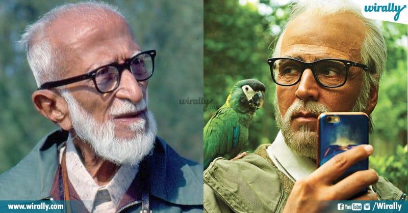 1. Indian ornithologist