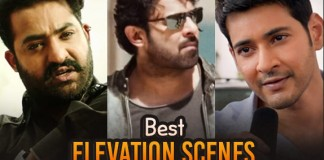 Tollywood Hero's Best Elevation Scenes