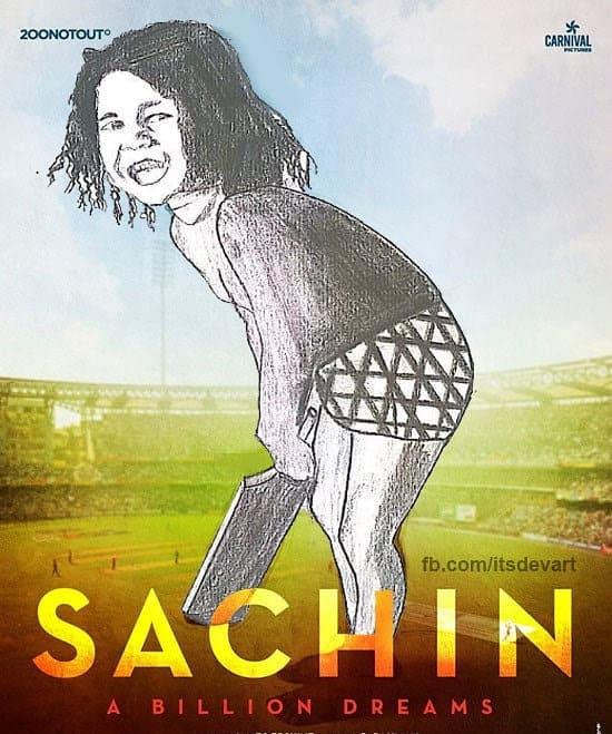 10. Sachin Tendulkar