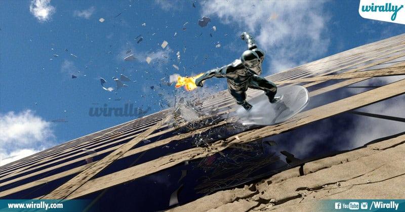 11 - sliver surffer