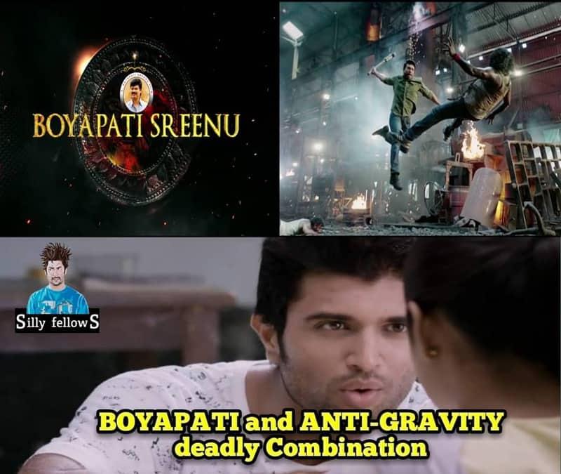 Boyapati 'VVR' Teaser