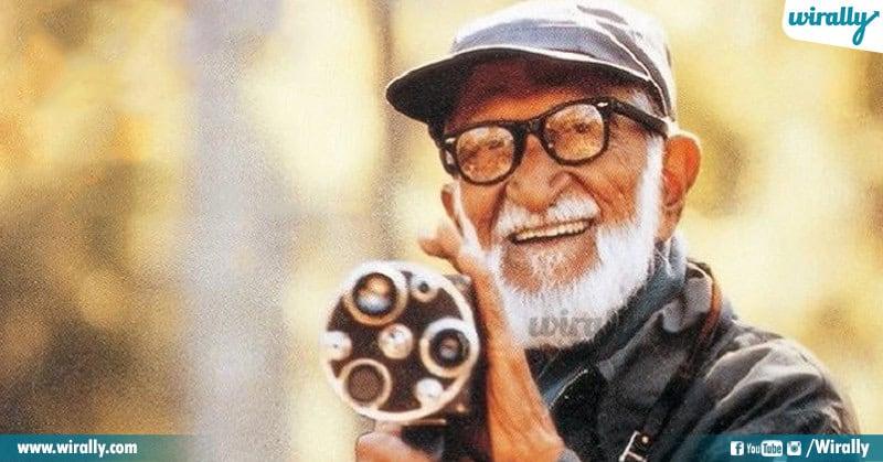 Bird Man Of India