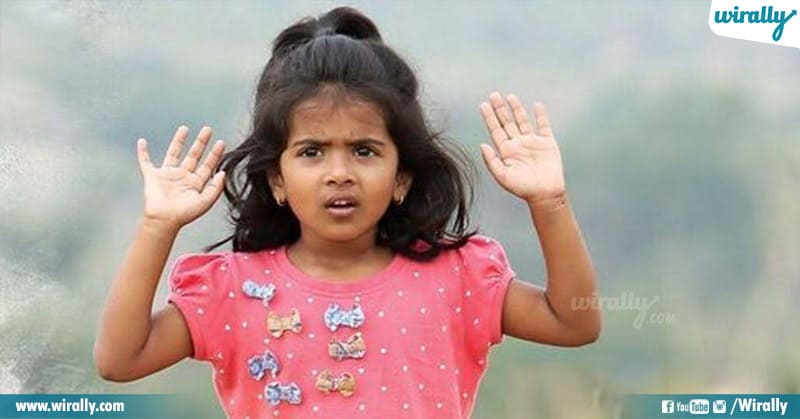 Chitku Kids From Telugu Movies